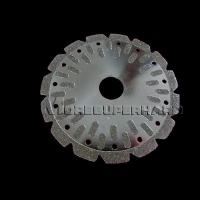 Buy cheap Electroplated Diamond Cutting Blades and Discs lucy.wu@moresuperhard.com from wholesalers
