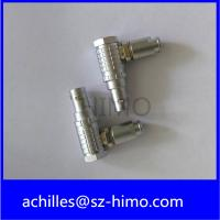 18 Lemo Fhg.0b Right Angle 4 Pin Connector y Cable Assembly (s19-t-151a)