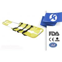 Cheap ABS Separated Medical And Hospital Equipments Rescue Basket Stretcher for sale