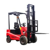 Cheap Electric Stacker, Storage Battery Stacker long lasting working max.25 hours, Semi Electric Stacker forklift for sale