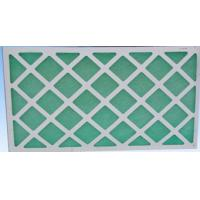Cheap Cheap Primary Air Filtration Flat Panel Fiberglass Filter Pre filter for HVAC wholesale