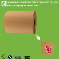 Cheap PE coated kraft paper butcher paper roll for sale