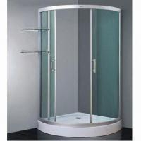 Cheap Classic Frame Clear Glass Shower Enclosure, Measures 900 x 900 x 1,950mm for sale