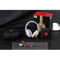 Cheap Beats By Dr. Dre Studio Champagne Wireless Over-Ear Headphones Made in China from grglaser for sale