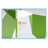 Cheap 32 / 64-Bit Microsoft Windows Software MS Office 2013 Oem Product Key For Home And Student for sale