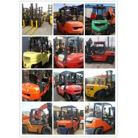 Cheap Used Forklift Truck For Japan Made 2010 Year for sale