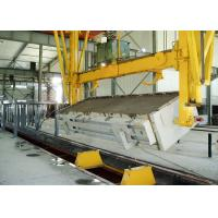 6.0m mould AAC Block Equipment Sand Lime And Fly Ash Block Plant 150000 m3