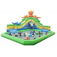 Cheap Inflatable Swimming Slide giant inflatable water slide for adult for sale