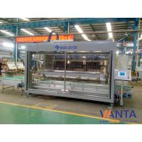Cheap 48000BPH Pick And Place Machine , Intelligent Modular Design Case Packer WSD-HZX120S for sale