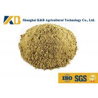 Cheap Full Fat Organic Fish Meal Fertilizer / Food Grade Fish Meal Enhance Poultry Nutrition for sale