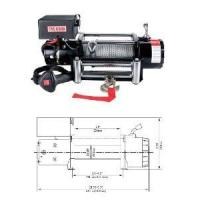 Cheap Electric Winch, Model#EWS8000 for sale