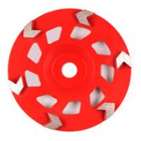 Cheap Diamond  Cup Wheel for grinding stone and concrete px1-1-19 for sale