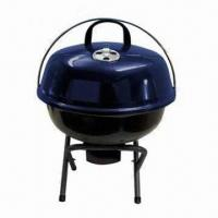 Buy cheap Mini Kettle/Apple Barbecue 14-inch BBQ, Portable Charcoal Kettle BBQ Grill, 35cm from wholesalers