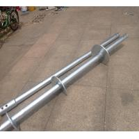 Buy cheap hot dip galvanized high tensile strength underpinning foundation helical pier from wholesalers