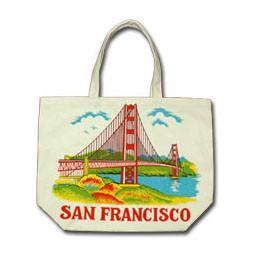 Cheap 100% cotton beach bag for sale