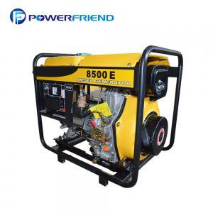Cheap Welding Machine Genset Compact Diesel Generator Single Phase 220V 120V 240V for sale