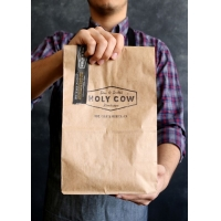 Cheap Folded waterproof paper bag for sale