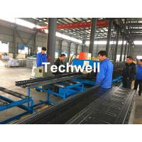 Cheap CT-600 Ladder Type Perforated Cable Tray Roll Forming Machine, Cable Tray Production Line for sale