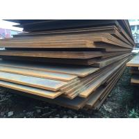 Cheap SS400 SS450 Hot Rolled Mild Steel Sheet For Cutting / Bending / Drilling Hole Processing wholesale