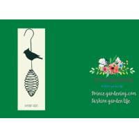 """Cheap Bird Feeder Garden Plant Accessories Product size 13""""H Texture of material Spray Pack size (cm)L 36 MOQ 5000 china wholesale"""