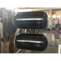 250 Bar Type 2 Compressed Natural Gas Cylinders with Carbon Fiber Wrapped EN12257