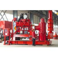 Buy cheap Carbon Steel UL Listed Fire Pumps / 500 Gpm Jockey Diesel Fire Fighting Pumps from wholesalers