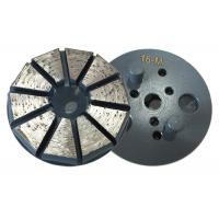 Cheap Round Plate Vecro Backed Diamond Grinding Discs for Polishing Concrete floor /Concrete diamond grinding tools wholesale