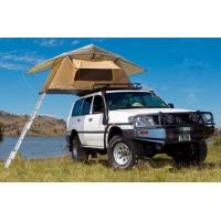 Cheap Easy On 4x4 Roof Top Tent Stainless Steel Pole Material For 2 Person for sale