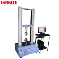 Cheap 100N To 50KN Servo Control Metal / Steel Wire Tester Universal Test Machine for Lab for sale