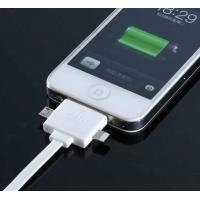 Cheap 3 In 1 Micro USB Charger Cable for sale
