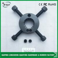 Excavator Hydraulic Spare Parts Engine Driven Couplings 12T Keep Stable