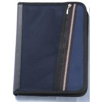 Cheap zippered diary cover/ file folder for sale