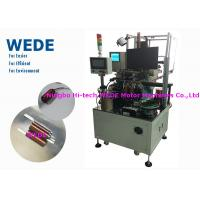 Auto Ferrite Core Insertion Coil Winding Machine For Miniature Circuit Breaker