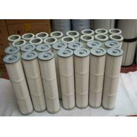 China PPS Dust Filter Cartridge High Temperature Resistance Replacing Filter Bags on sale