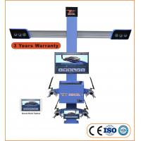 Cheap Integrated  4 Wheel Alignment Machine Four Cameras 3D Wheel Aligner For Tire Shop for sale