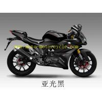Cheap SUZUKI Wind Cooled 250cc Black Drag Racing Motorcycles For Men for sale