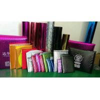 China Aluminum Foil Cool Shield Bubble Mailers For Pack And Ship Fruits on sale
