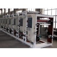 Cheap High Speed Flexographic Printing Machine 4 Colors For Non Woven Fabrics for sale