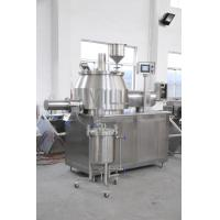 China SUS RMG Rapid Mixer Granulator / High Shear Pharma Granulation Equipment on sale