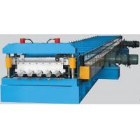 Buy cheap Column Corrugated Roll Forming Machine For Steel Structure Decking from Wholesalers