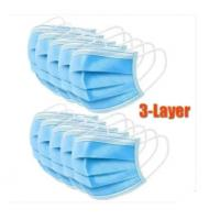 Cheap Anti Pollution Disposable Protective Mask Skin Friendly Regular Audlt Size for sale
