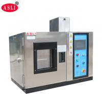 Cheap Stainless Steel Desktop Temperature Humidity Chamber with LCD Display Screen wholesale