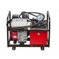Cheap High Pressure Hydraulic Pump Portable Durable With Honda Gasoline Engine for sale
