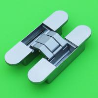 Cheap 180 Degree Zinc Alloy Three Way Adjustable Concealed Hinge for sale