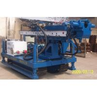 Cheap Water Power Station Crawler Drilling Rig , Multifunctional Drilling Rigs for sale
