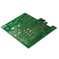 Cheap 6 Layers Blind And Buried Holes FR4 telecommunication PCB Circuit Board for sale
