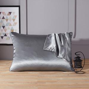 Cheap Silk Pillowcase Mulberry Pillow Case without Zipper for Hair and Skin Hypoallergenic poszewki na poduszki 48x74cm for sale