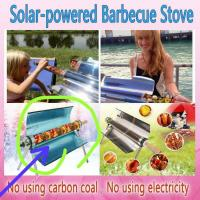 Cheap solar powered barbecue stove for sale