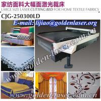 Cheap Roll to Roll Textile Laser Cutter Machine Price for sale