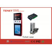 Cheap TCP IP parking ticket house for car park terminal for sale